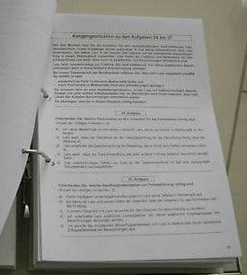 So sehen die original AEVO-Prüfungsfragen der IHKs aus.