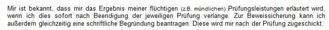 Screenshot für einen großartigen Service der IHK Hamburg