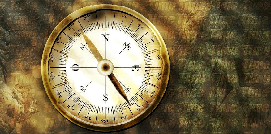 Kompass als Symbolbild: Wie sollen die Prüfer das Fachgespräch innerhalb der AEVO-Prüfung führen?