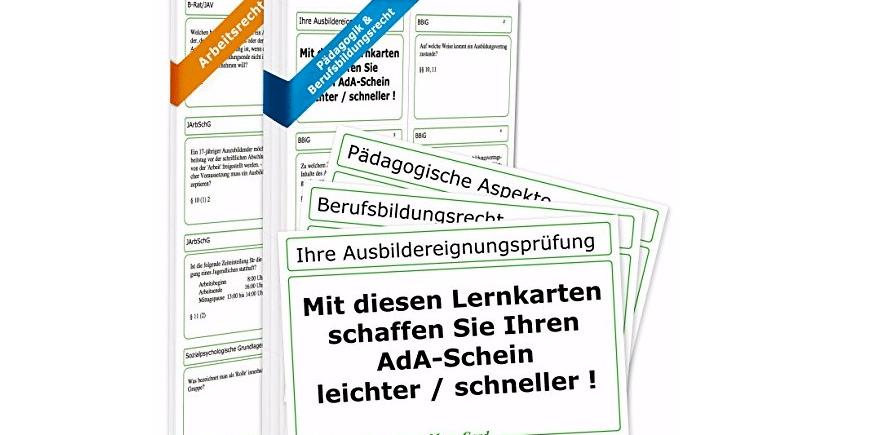 Produktbild: AEVO-Lernkartei